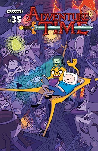 Christopher Hastings Adventure Time Vol. 8