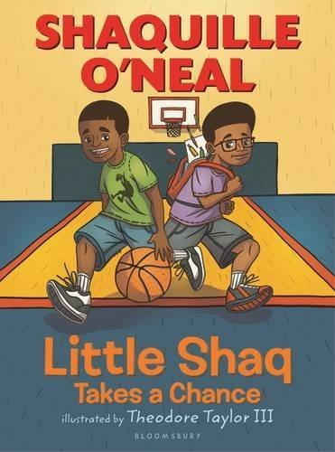 Shaquille O'neal Little Shaq Takes A Chance