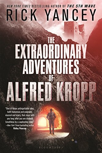 Rick Yancey The Extraordinary Adventures Of Alfred Kropp