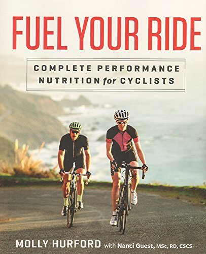 Molly Hurford Fuel Your Ride Complete Performance Nutrition For Cyclists