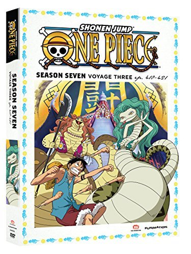 One Piece Season 7 Voyage 3 DVD