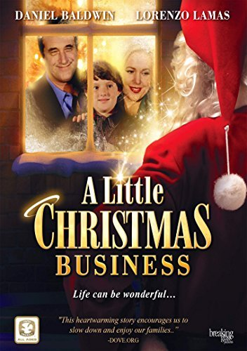 A Little Christmas Business A Little Christmas Business DVD