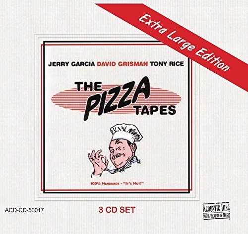 Garcia Jerry Grisman David Extra Large Pizza Tapes