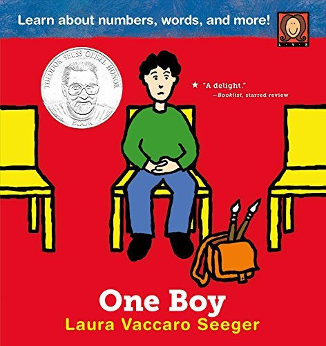 Laura Vaccaro Seeger One Boy
