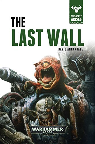 David Annandale The Last Wall