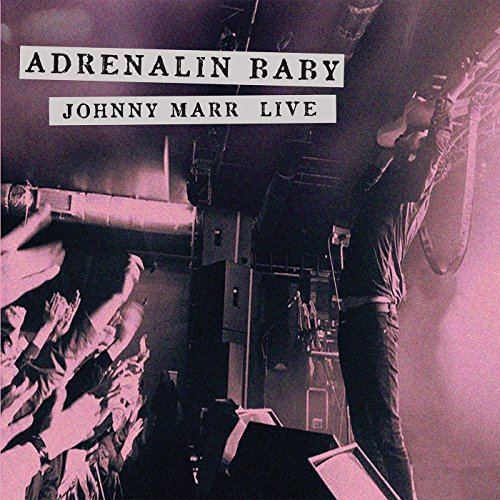 Johnny Marr Adrenalin Baby Johnny Marr Live (pink Vinyl)