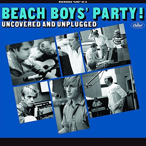 Beach Boys Beach Boys Party Uncovered & U