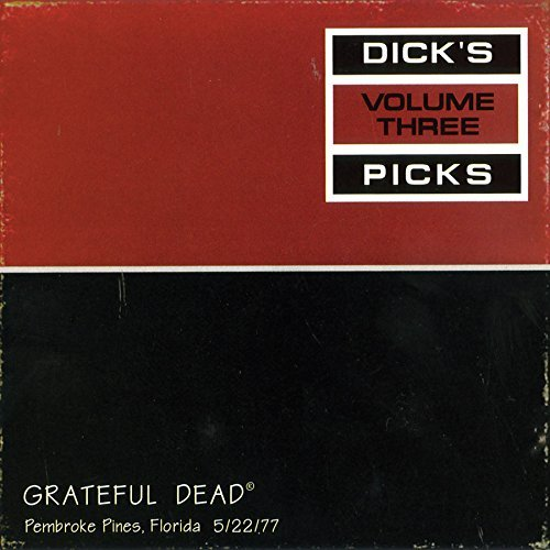 Grateful Dead Dick's Picks 3 Pembroke Pines