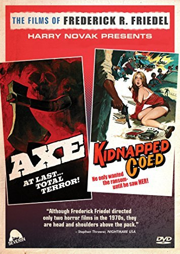 Axe Kidnapped Coed Double Feature DVD