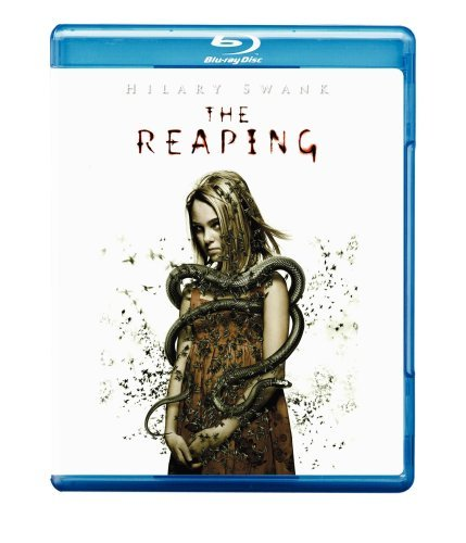The Reaping Swank Morrissey Jensen Blu Ray