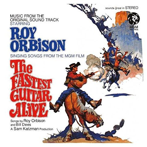 Roy Orbison Fastest Guitar Alive