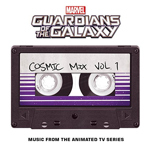 Guardians Of The Galaxy Cosmic Mix Vol. 1