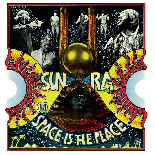 Sun Ra Space Is The Place Lp