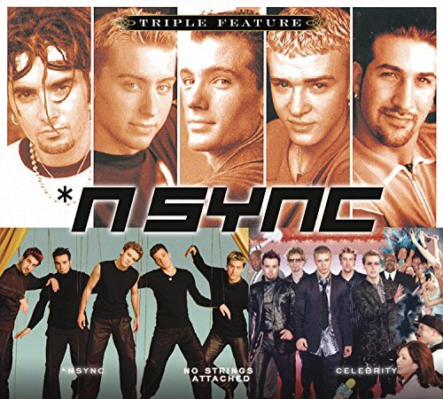 N Sync Triple Feature N Sync 3 CD
