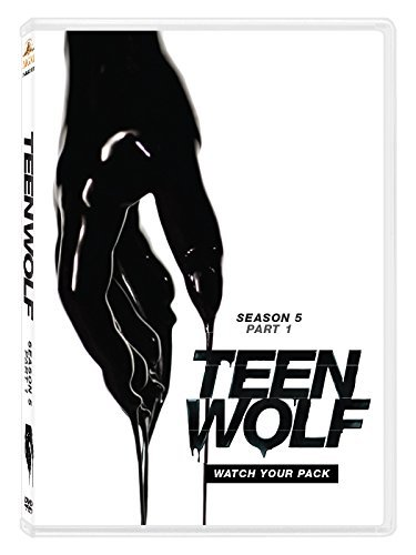 Teen Wolf Season 5 Part 1 DVD