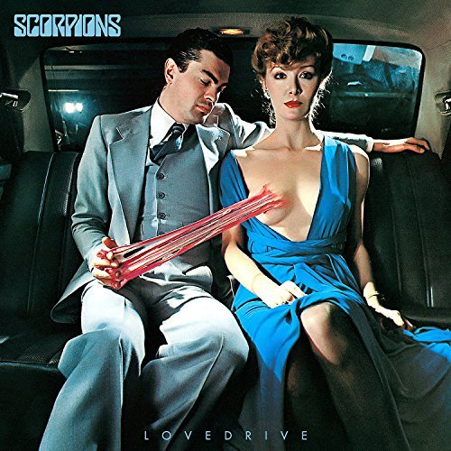 Scorpions Love Drive 50th Band Annivers Import Hkg