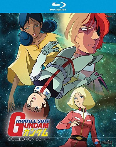 Mobile Suit Gundam Part 2 Blu Ray