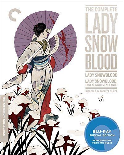 Lady Snowblood Complete Lady Snowblood Blu Ray Nr Criterion