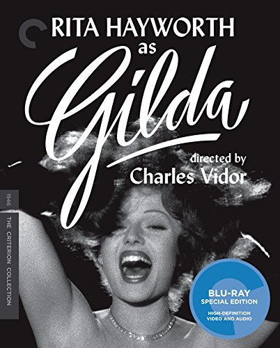 Gilda Hayworth Ford Blu Ray Nr Criterion