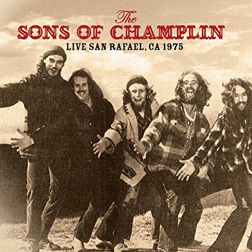 The Sons Of Champlin Live San Rafael Ca 1975
