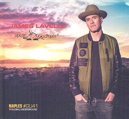 James Lavelle Global Underground 41 Unkle Sounds Naples 2cd Deluxe Edition
