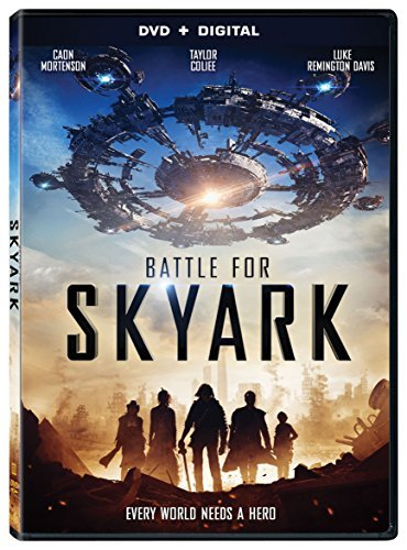 Battle For Skyark Mortenson Coffey DVD Dc Pg13