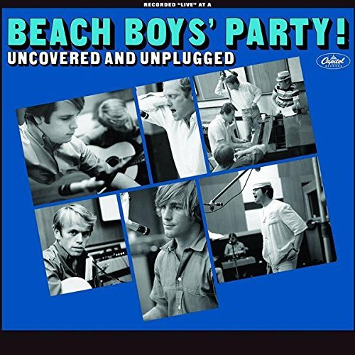 Beach Boys Beach Boys Party Uncovered & Unplugged