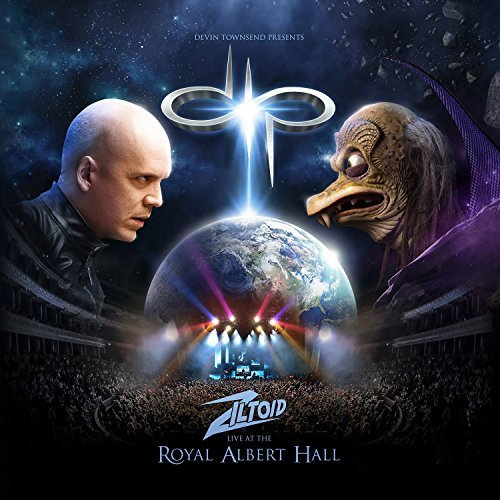 Devin Project Townsend Devin Townsend Presents Zilto Import Gbr Incl. DVD Incl. Blu Ray
