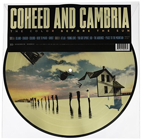 Coheed And Cambria Color Before The Sun Color Before The Sun