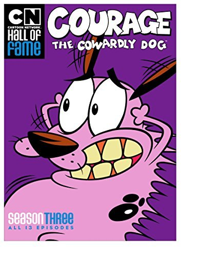 Courage The Cowardly Dog Season 3 DVD