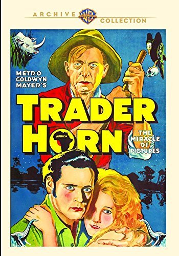 Trader Horn (1931) Trader Horn (1931) DVD Mod This Item Is Made On Demand Could Take 2 3 Weeks For Delivery