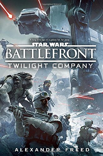 Alexander Freed Battlefront Twilight Company