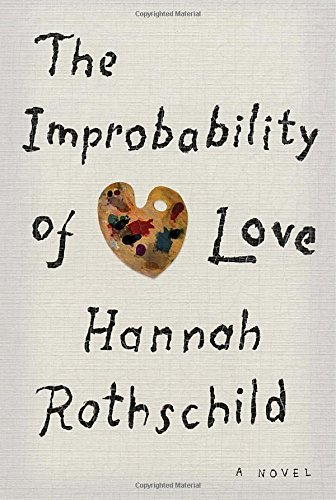 Hannah Rothschild The Improbability Of Love