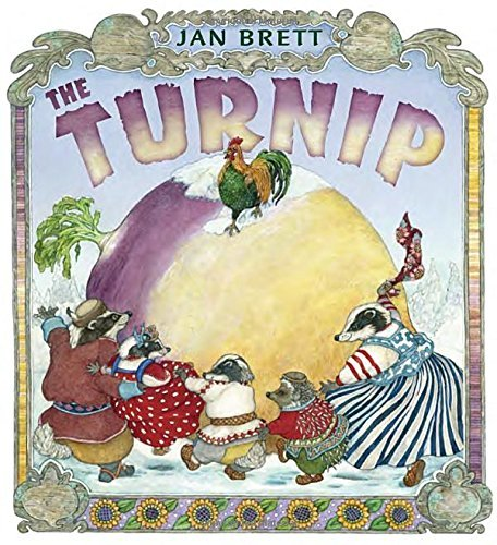 Jan Brett The Turnip