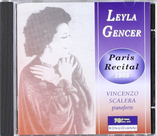 Leyla Gencer Paris Recital 1985