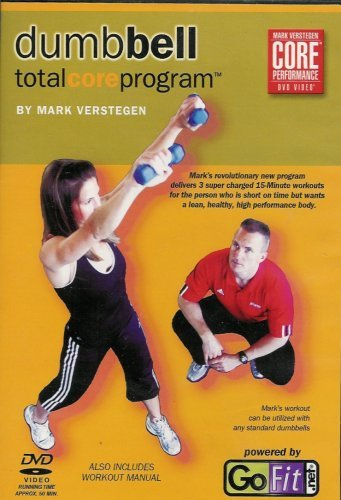 Core Fitness Dumb Bell Total Core Program
