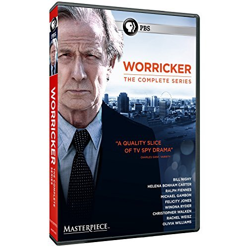 Worricker The Complete Series DVD
