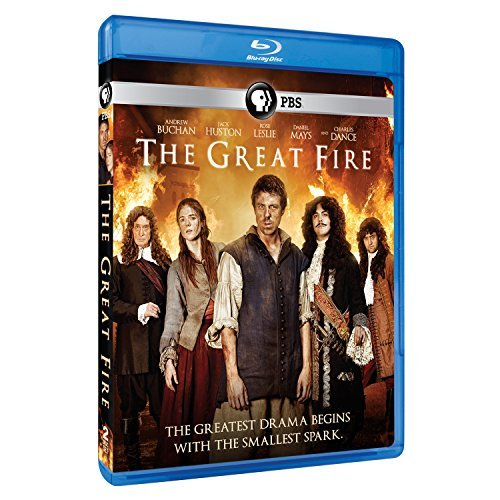 Great Fire Pbs Blu Ray Nr