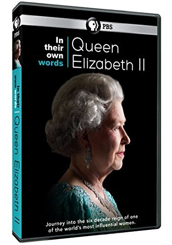 In Their Own Words Queen Elizabeth Pbs DVD Nr