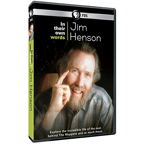 In Their Own Words Jim Henson Pbs DVD Nr