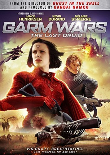 Garm Wars The Last Druid Garm Wars The Last Druid DVD Nr