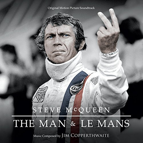 The Man & The Le Mans Soundtrack