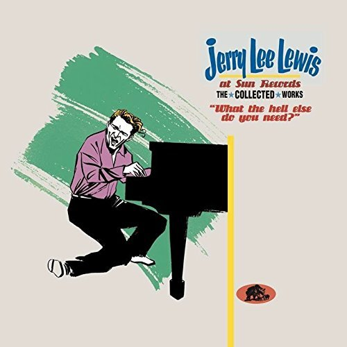 Jerry Lee Lewis At Sun Records Collected Work