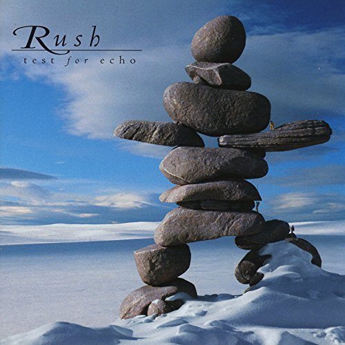 Rush Test For Echo 2 Lp (3 Sides Of Audio + 4th Side Etching) 200g + Hd Download Card