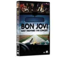 Bon Jovi Lost Highway The Concert Special Edition