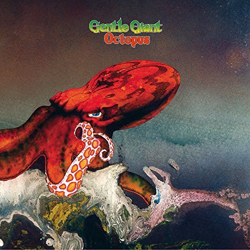 Gentle Giant Octopus (remixed By Steven Wil