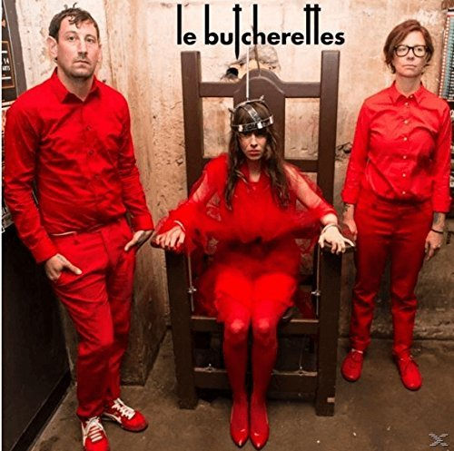 Le Butcherettes Shave The Pride