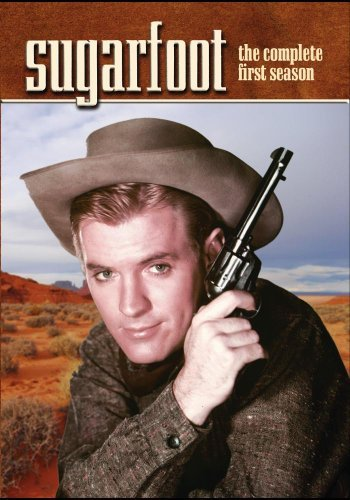 Sugarfoot Season 1 DVD Mod This Item Is Made On Demand Could Take 2 3 Weeks For Delivery