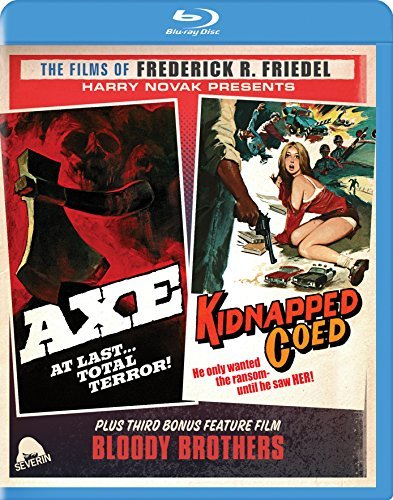 Axe Kidnapped Coed Double Feature Blu Ray Nr