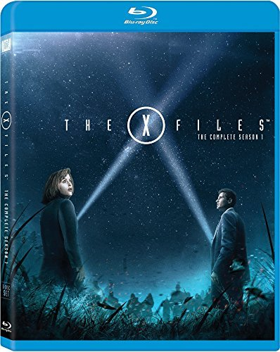 X Files Season 1 Blu Ray